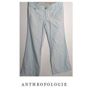 Anthropologie Pilcro | Wide leg crop